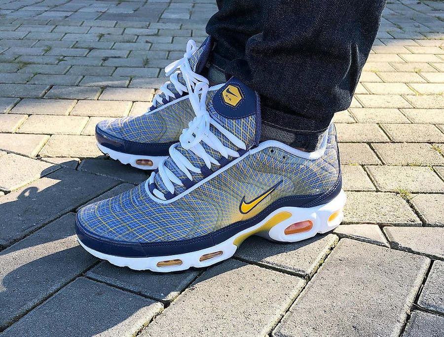 Nike Air Max Plus OG Grid 'Quads' Steel Spun Yellow (4)