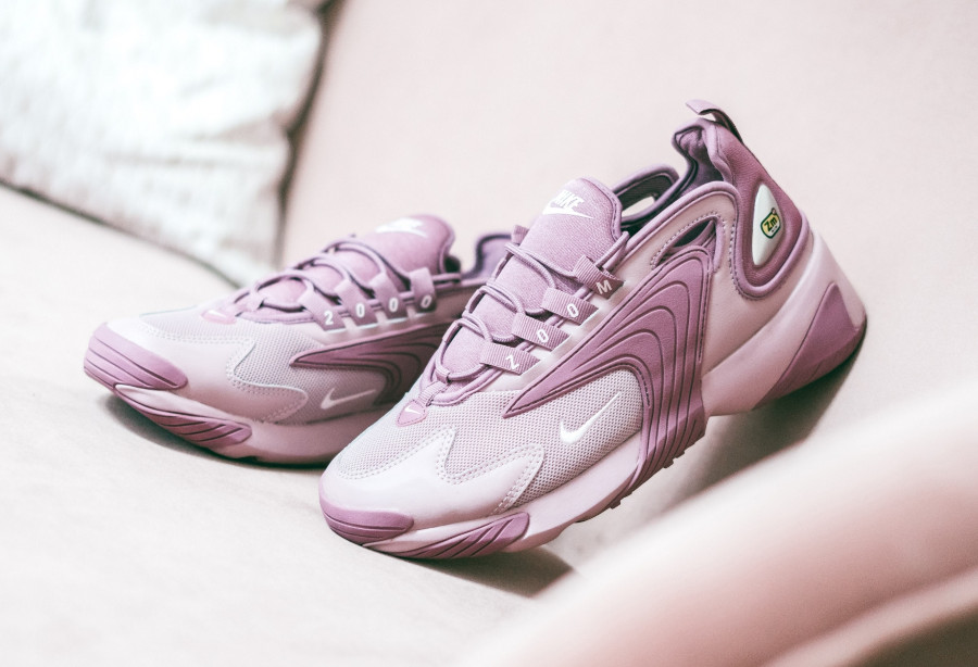 Nike Wmns Zoom 2K Plum Dust Pale Pink (1)