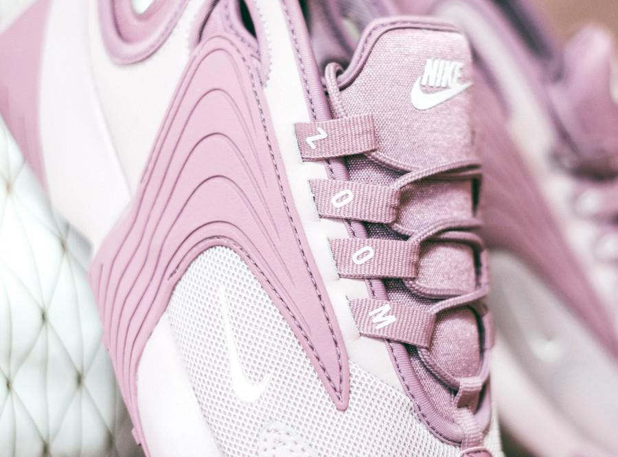 Nike Wmns Zoom 2K Plum Dust Pale Pink (3)