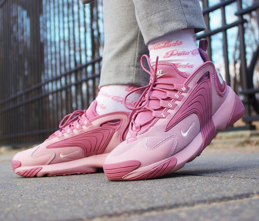 Nike Wmns Zoom 2K Plum Dust Pale Pink (5)