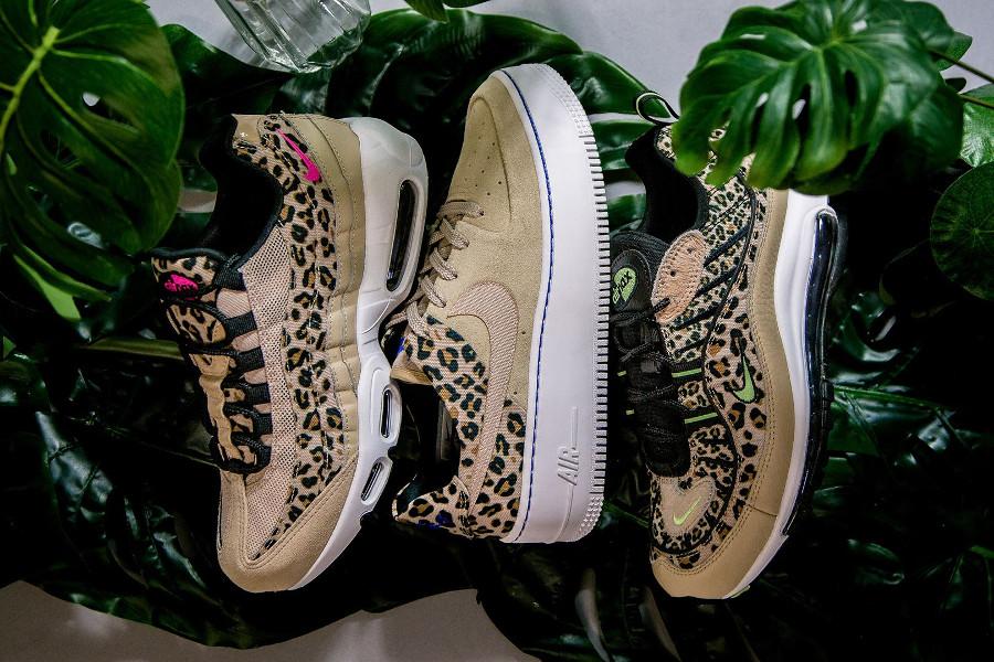 Nike Womens Leopard Print Pack 'Desert Ore'