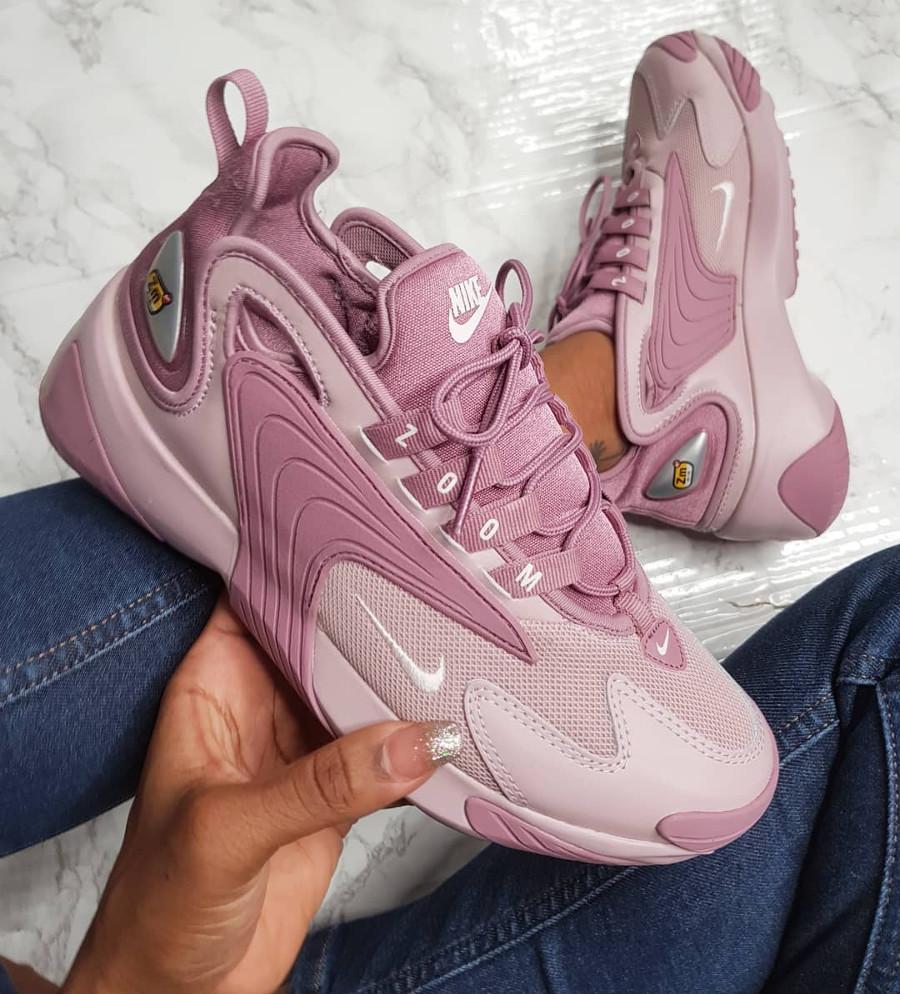 Nike femme Zoom 2K Rose Plum Dust