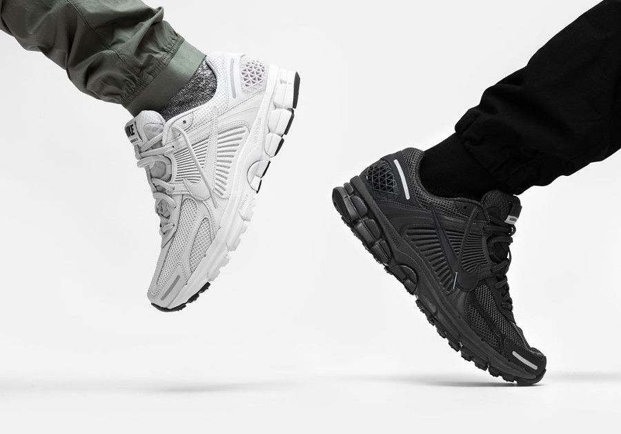Nike Zoom Vomero 5 SP Triple White & Anthracite Black