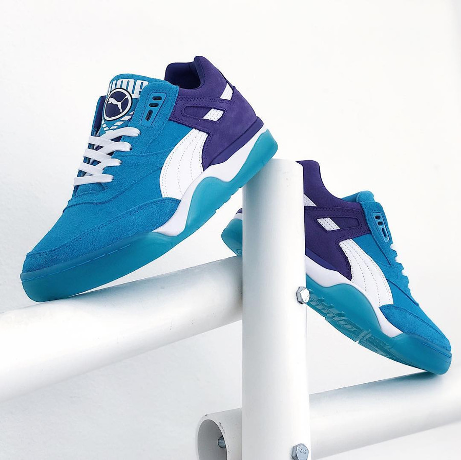 Puma Palace Guard Queen City 'Blue Atoll Prism Violet' (1-1)