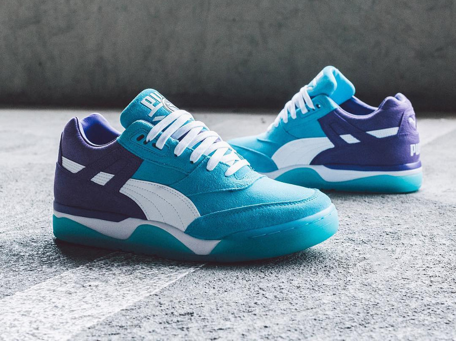 Puma Palace Guard Queen City 'Blue Atoll Prism Violet' (1)