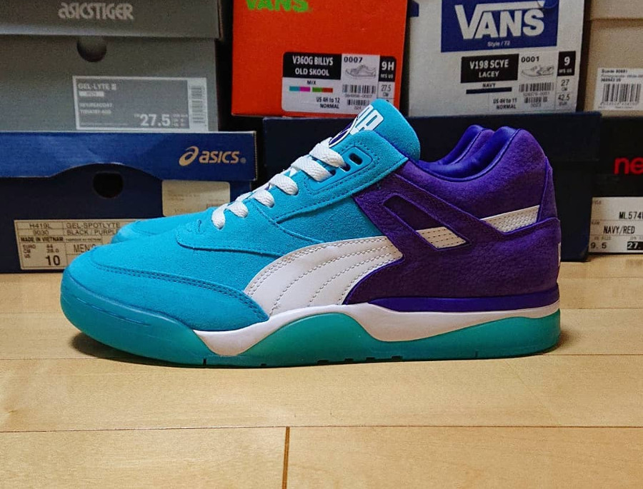 Puma Palace Guard Queen City 'Blue Atoll Prism Violet' (2)
