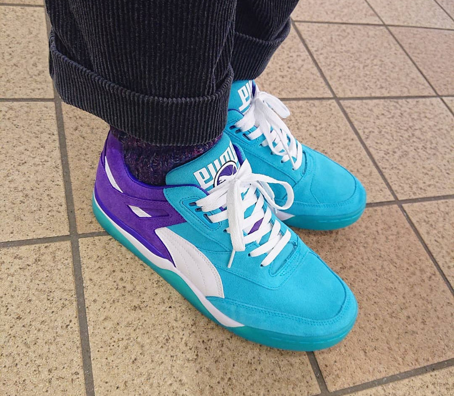 Puma Palace Guard Queen City Charlotte Hornets