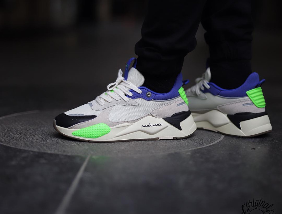 Puma RS-X Sankuanz Cloud Cream