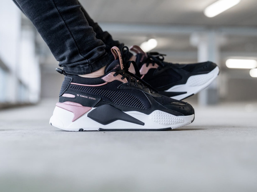 Puma RS-X Trophy Wns Black Rose Gold