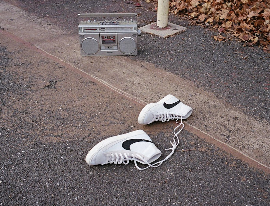 Social Jam x Nike Blazer Mid Vintage Class '77 (1)