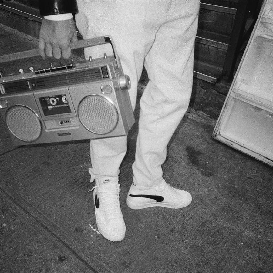 Social Jam x Nike Blazer Mid Vintage Class '77 (2)