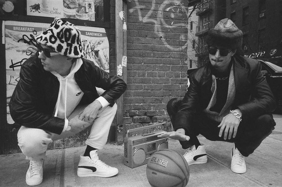 Social Jam x Nike Blazer Mid Vintage Class '77 (4)