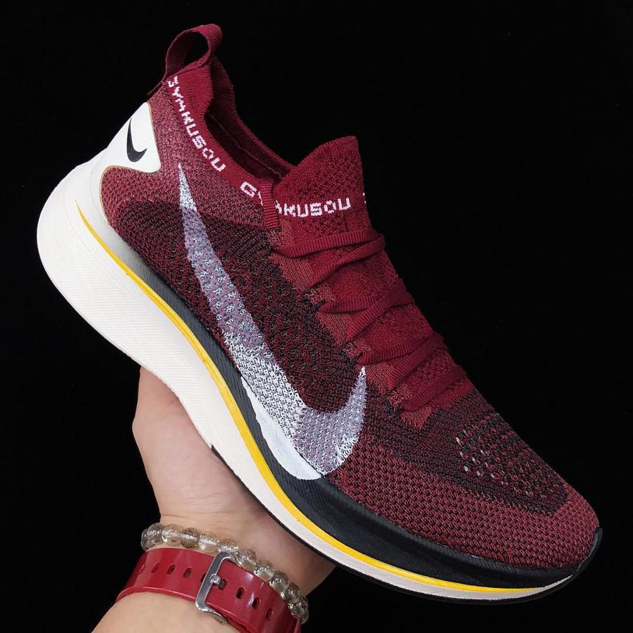 Undercover x Nike Vaporfly 4% Flyknit Gyakusou Team Red (3)