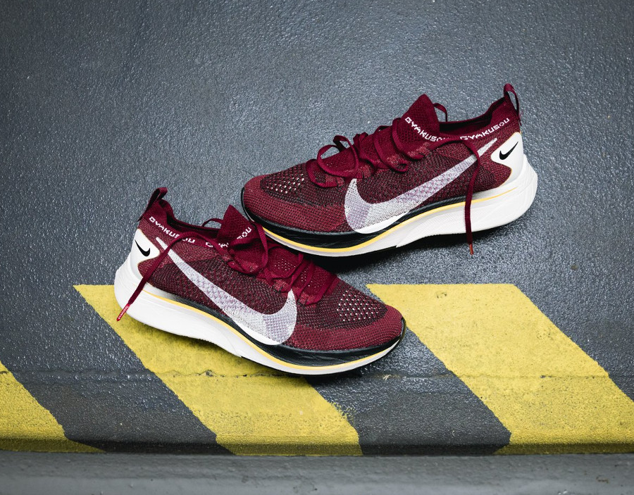 Undercover x Nike Vaporfly 4% Flyknit Gyakusou Team Red (5)