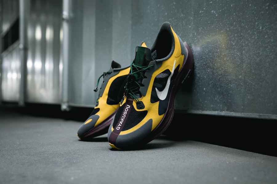 Undercover x Nike Zoom Pegasus 35 Turbo Gyakusou Fir Black (1)