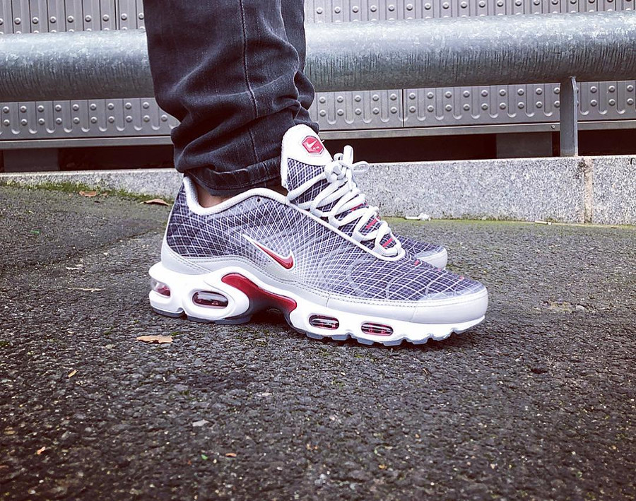 Faut-il acheter la Nike Air Max Plus Requin OG The Grid ...