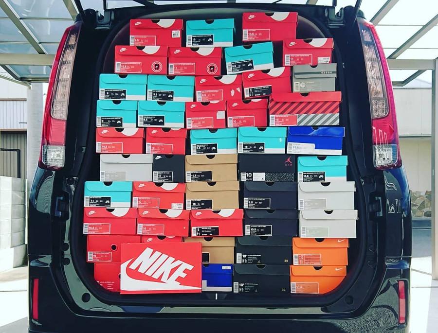 [L'édito] L'irresistible ascension des sites spécialisés dans la revente et d'achat de sneakers