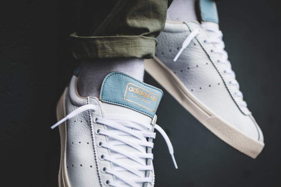 Adidas Lacombe Ftwr White Ash Grey (1)