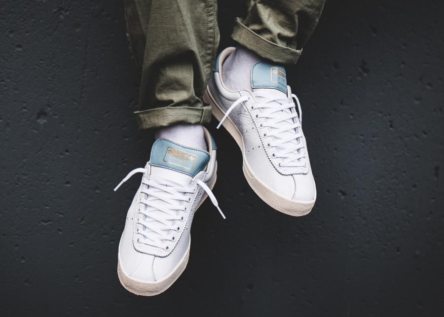Adidas Lacombe Ftwr White Ash Grey (3)