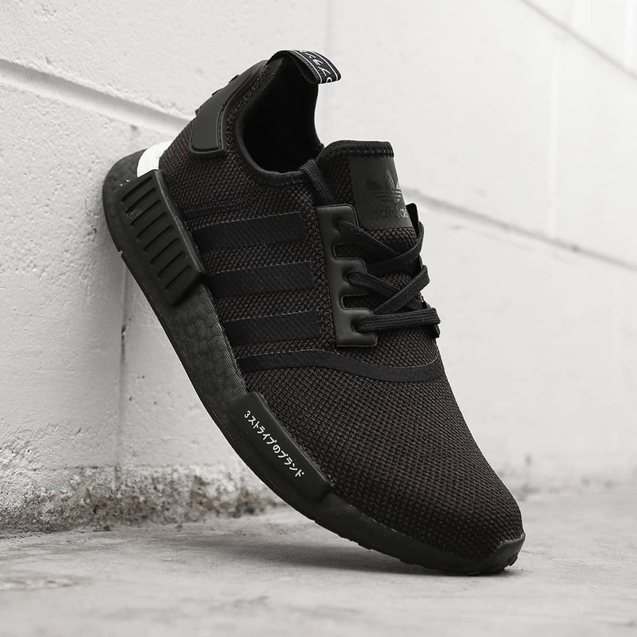 Adidas NMD_R1 Japan Boost 2019 noire Core Black (1)
