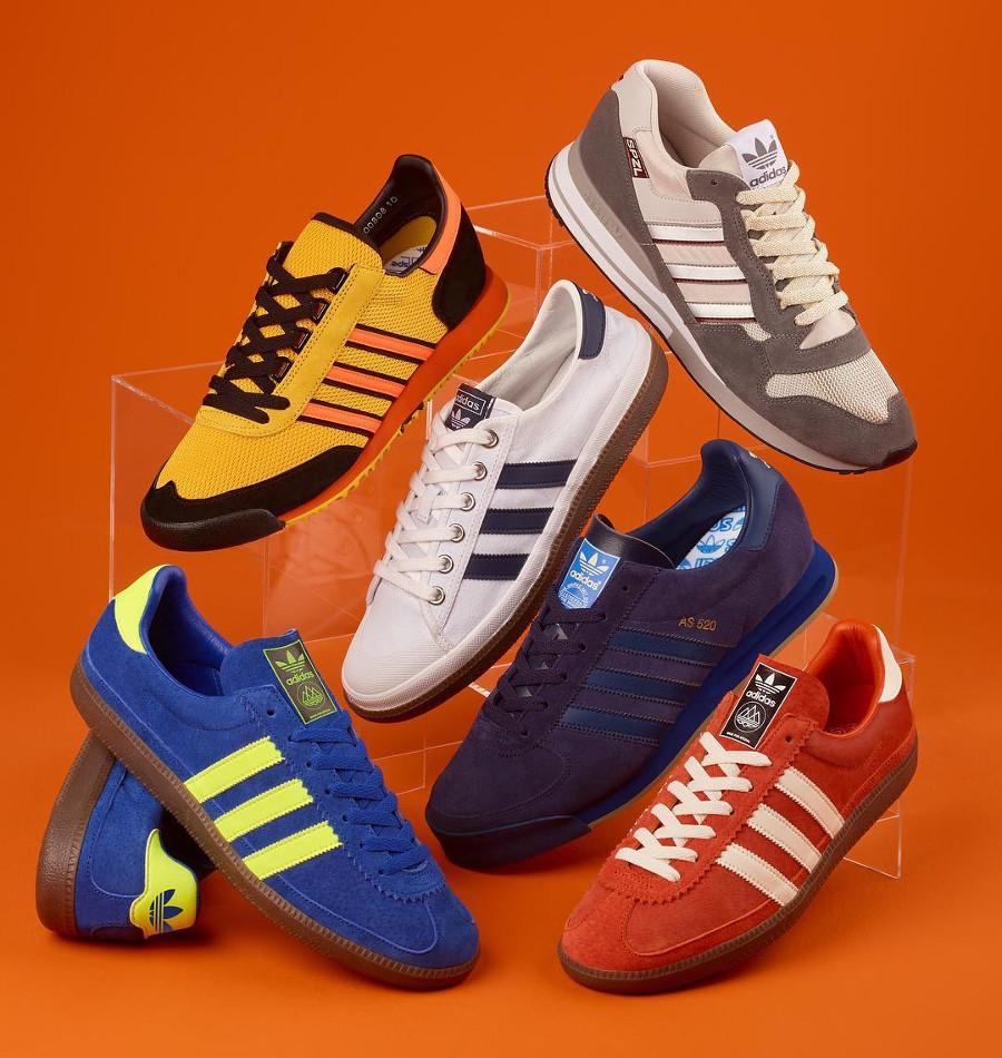 Adidas SPZL Spring Summer 2019
