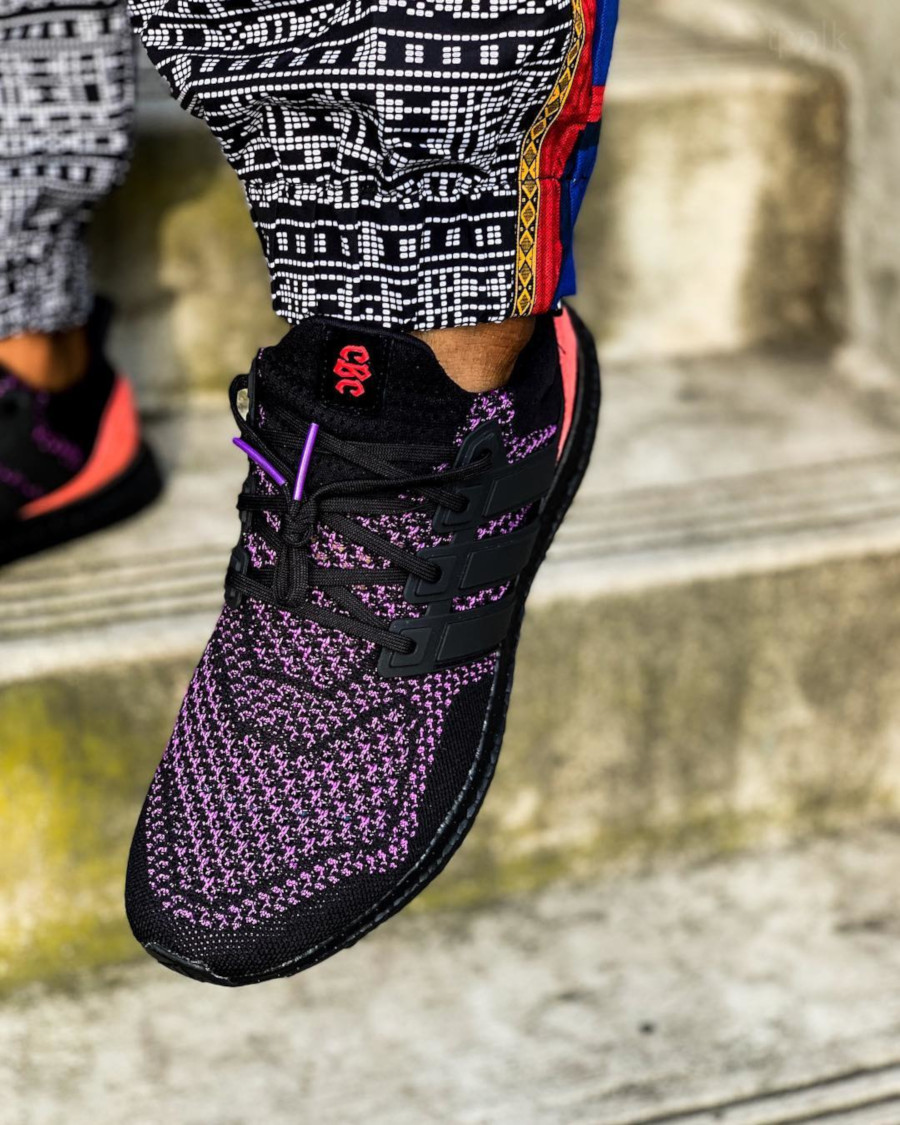 Adidas Ultra Boost 1.0 CBC BHM 2019 - @tpolk_87