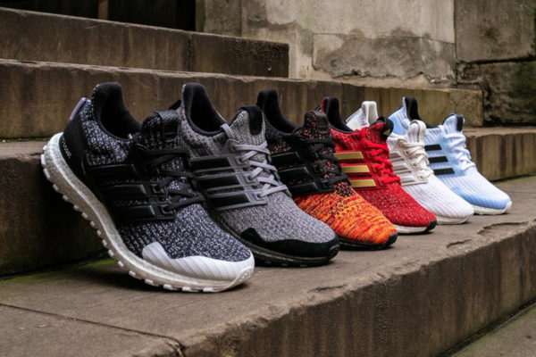 Adidas Ultra Boost 4.0 GOT Game of Thrones