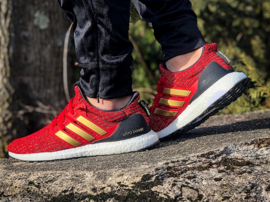 Adidas Ultra Boost W GOT House of Lannister EE3710