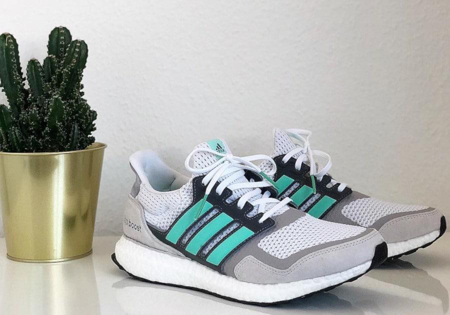Adidas Ultra Boost S&L W Bahia Mint (2)
