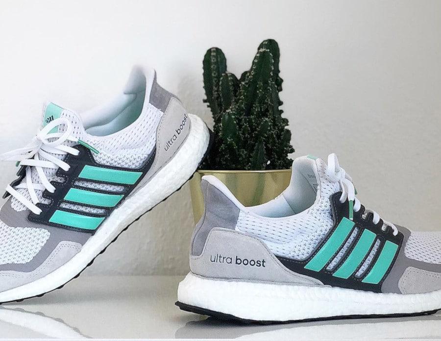 Adidas Ultra Boost S&L W Bahia Mint (3)
