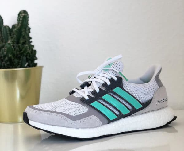 Adidas Ultra Boost S&L W Bahia Mint Grey EF2865