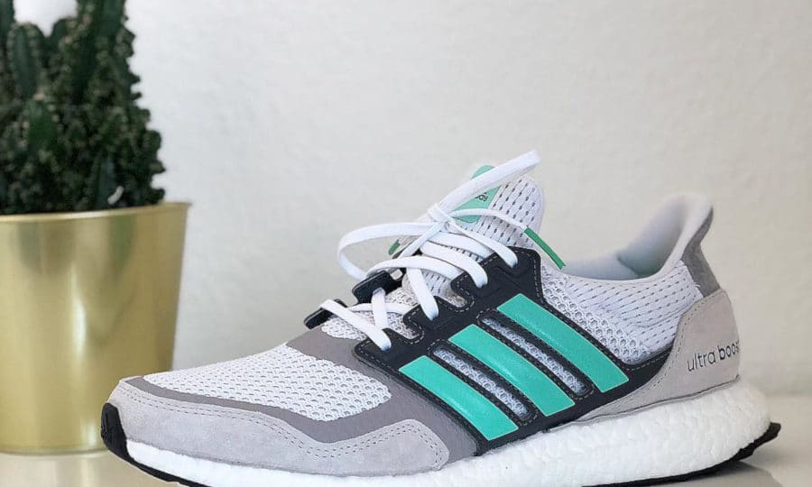 Adidas Ultra Boost S&L W Bahia Mint Grey EF2865