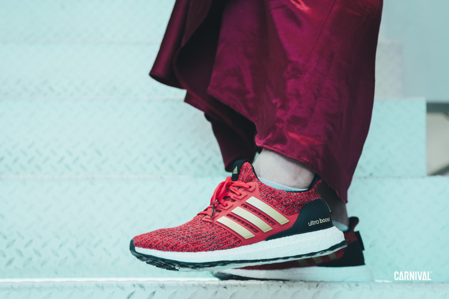 Adidas Ultra Boost W GOT House of Lannister EE3710 (1)