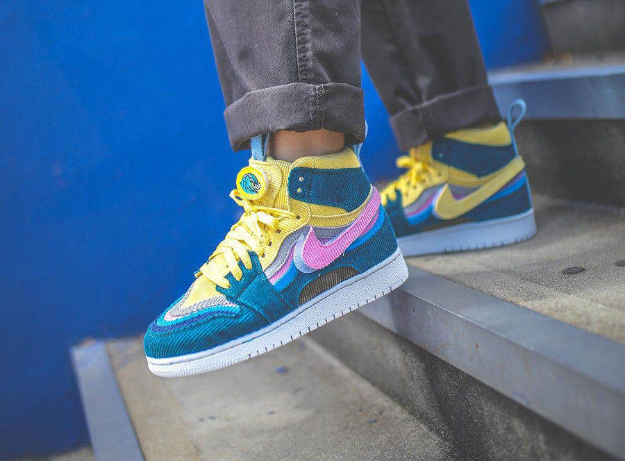 Air Jordan 1 High Corduroy Sean Wotherspoon (1)