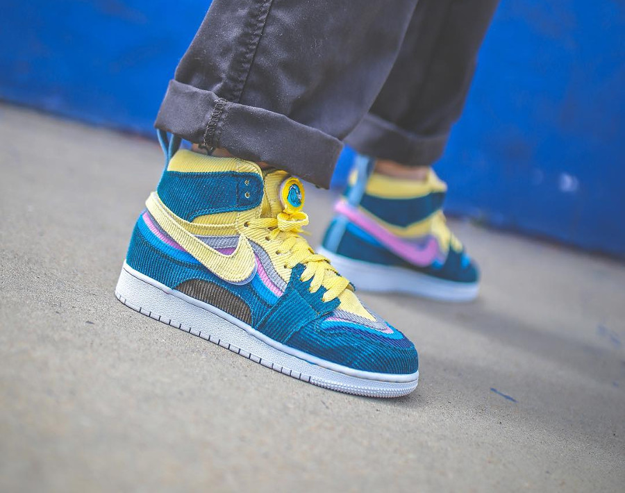 Air Jordan 1 High Corduroy Sean Wotherspoon