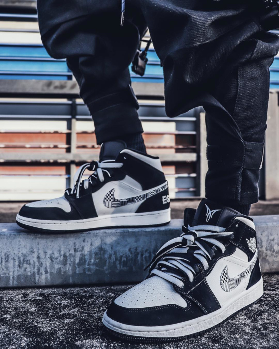 Air Jordan 1 Mid Equality 2019 - @318.38