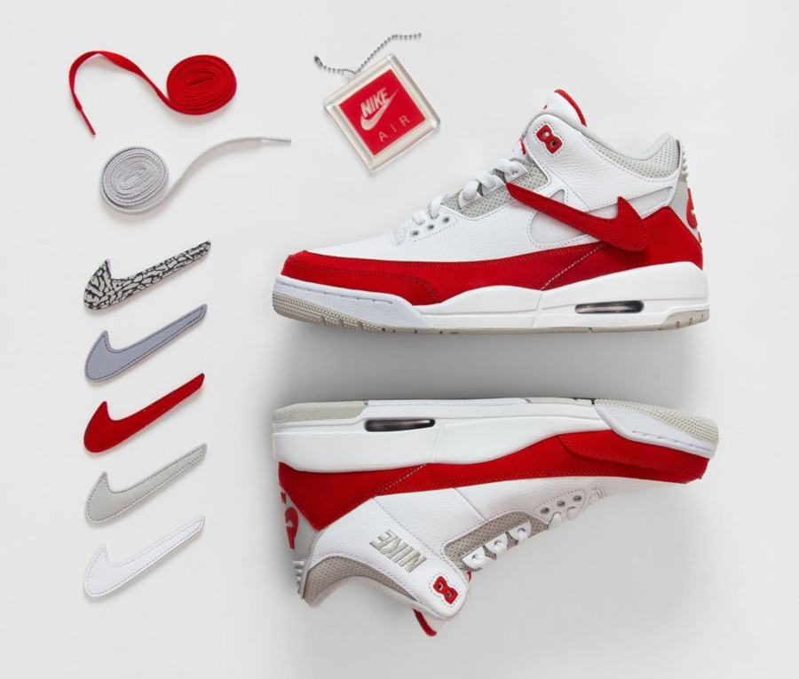 Air Jordan 3 Tinker Air Max 1 OG Red (1)