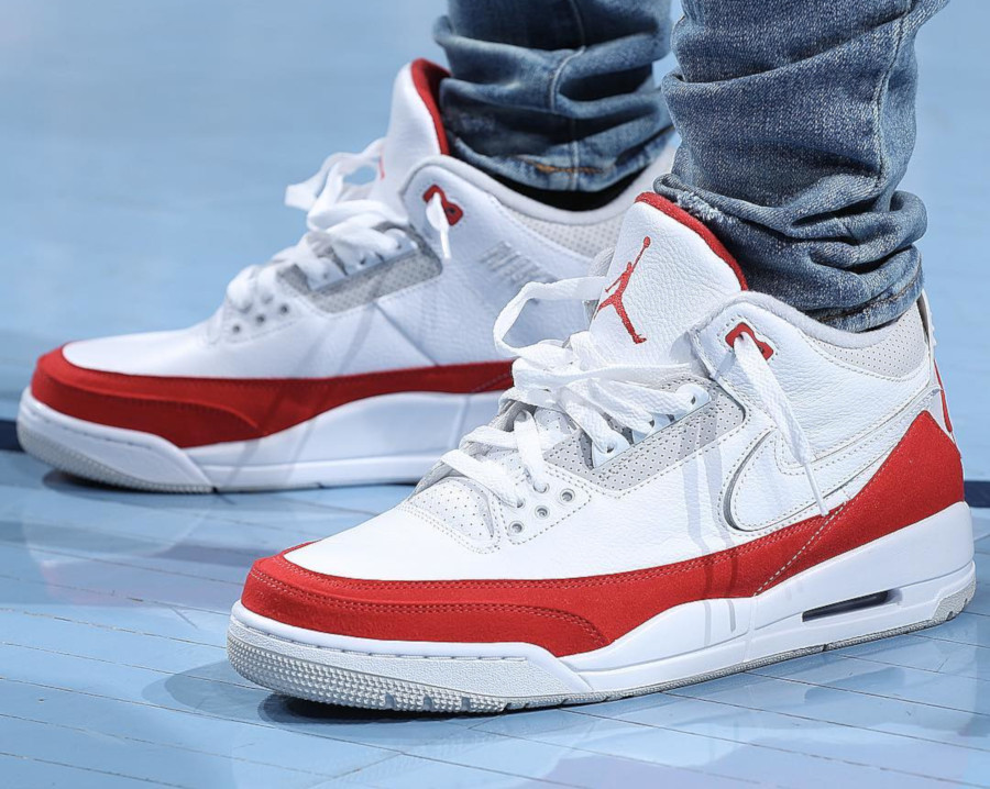 Air Jordan 3 Tinker Air Max 1 OG Red (3)