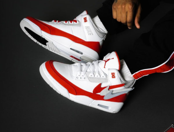 Air Jordan 3 Tinker Air Max 1 OG University Red CJ0939-100