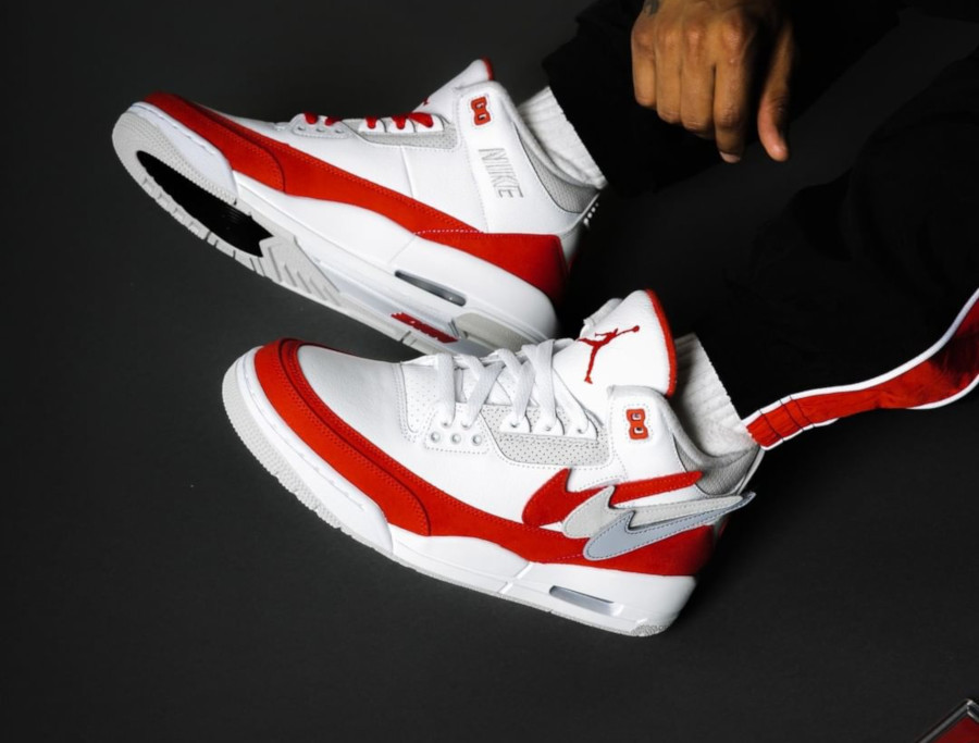 Air Jordan 3 Tinker Air Max 1 OG Red (Air Max Day 2019)