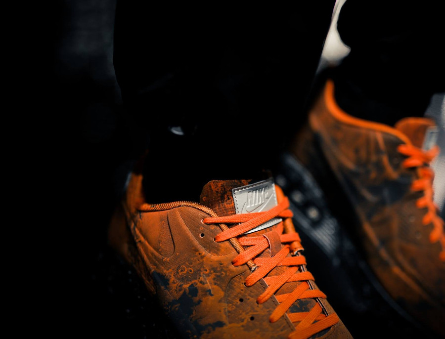 Air Max 90 Mars Stone Magma Orange (6-1)