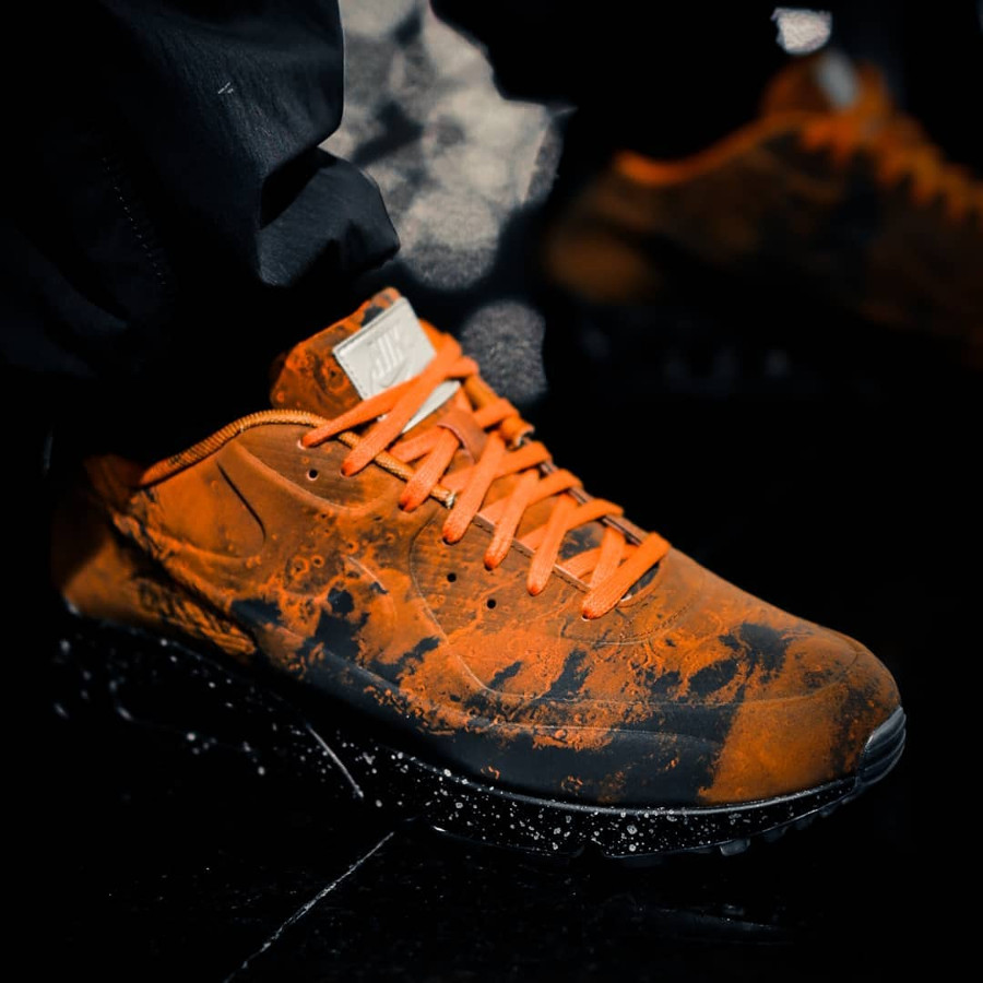 Air Max 90 Mars Stone Magma Orange (7)