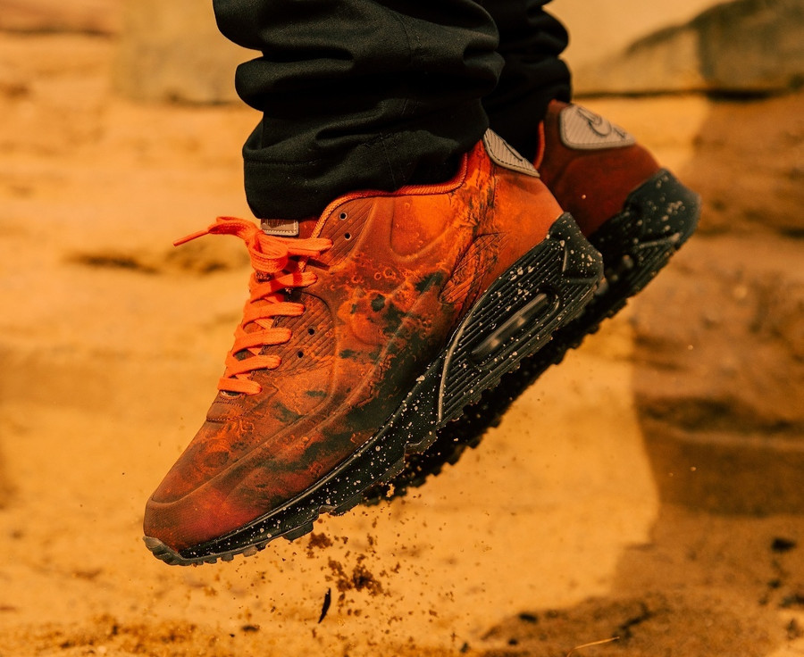 Air Max 90 Mars Stone Magma Orange (8)