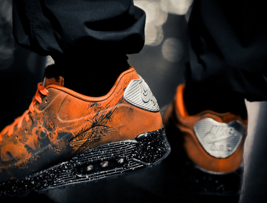 Air Max 90 Mars Stone Magma Orange