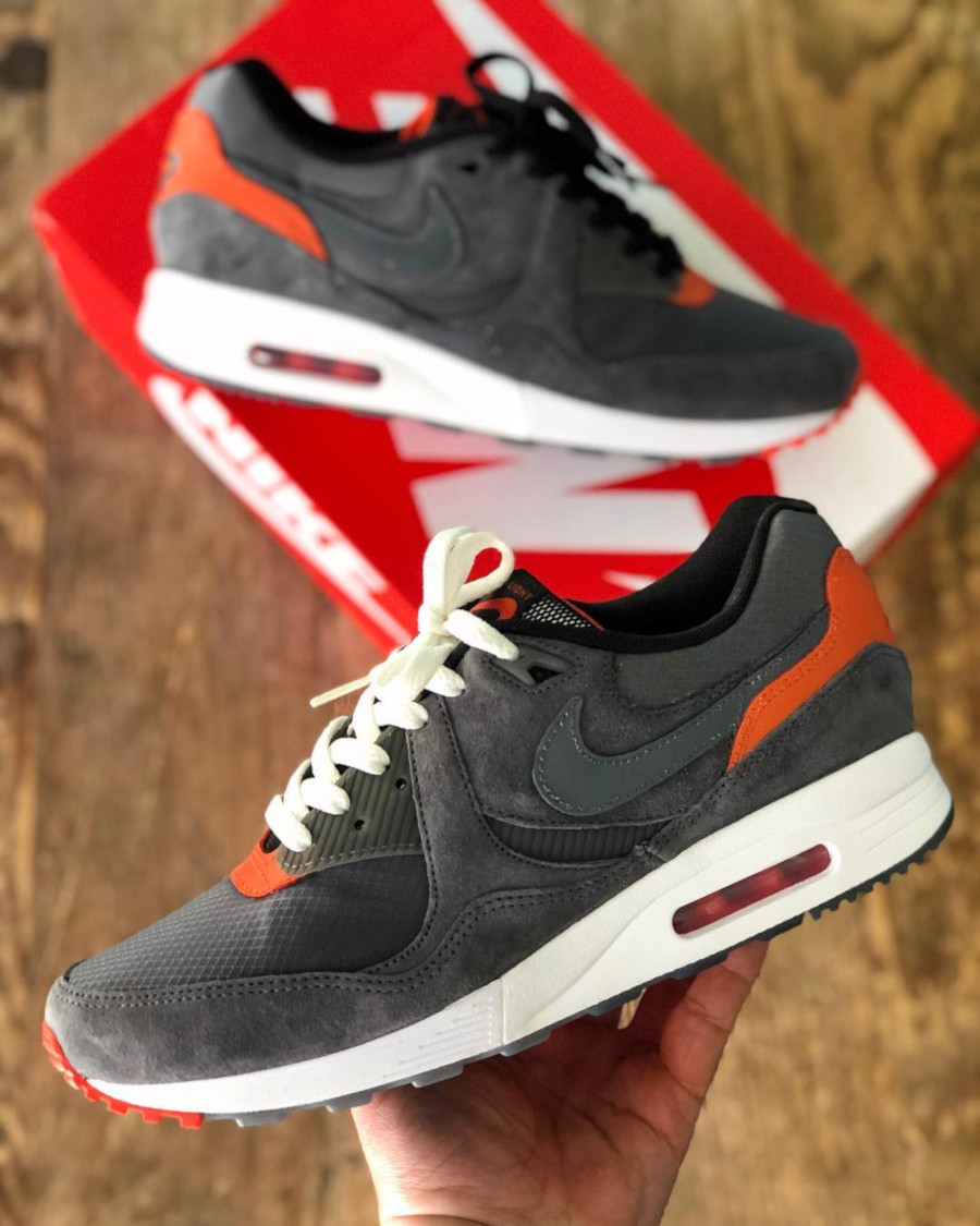 Air Max Light 'Zero Gravity' Grey Orange (0-1)