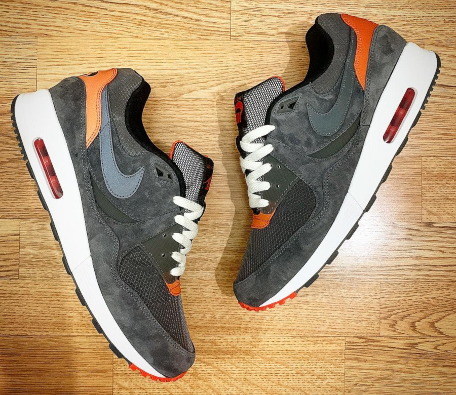 Air Max Light 'Zero Gravity' Grey Orange (0)