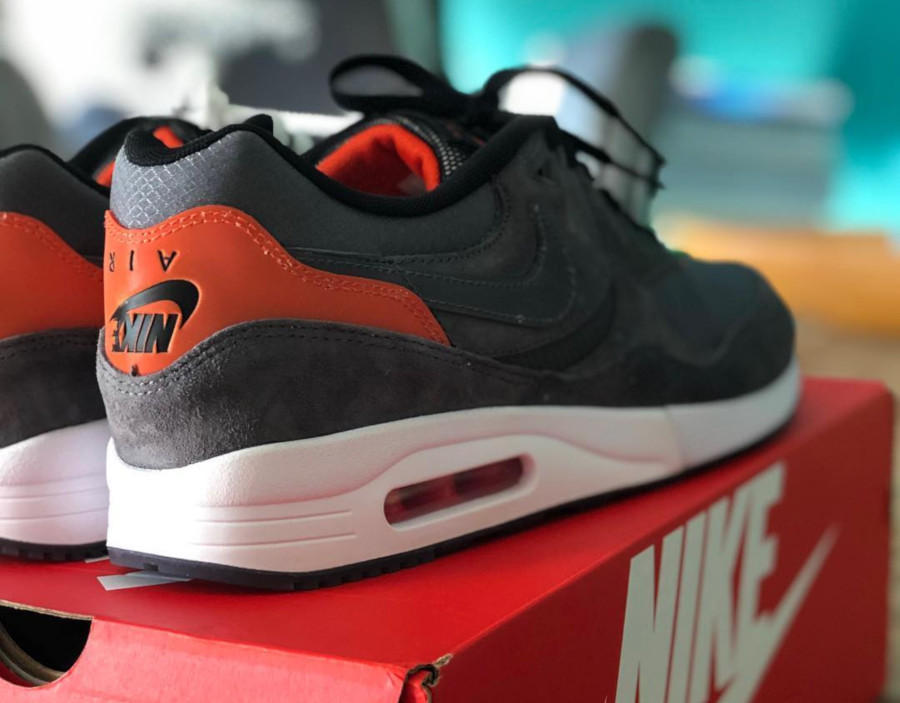 Air Max Light 'Zero Gravity' Grey Orange (2)