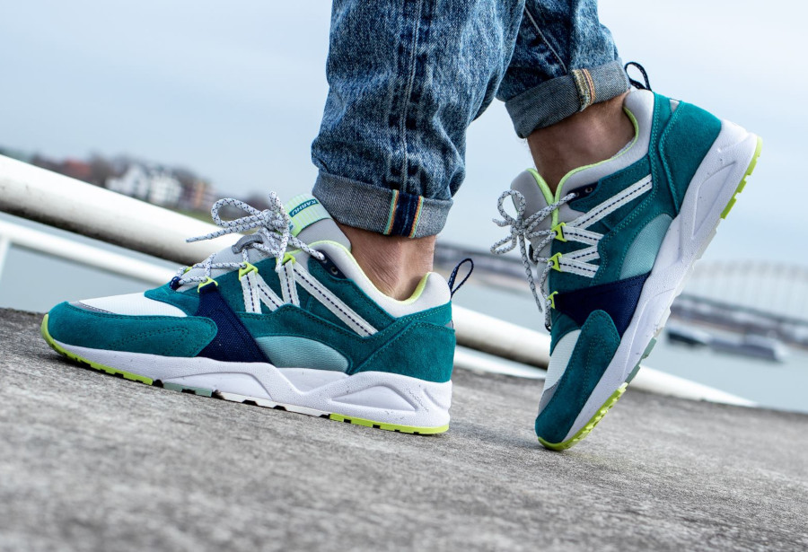 Karhu Fusion 2.0 Ocean Depth 'Catch of the Day Pack'