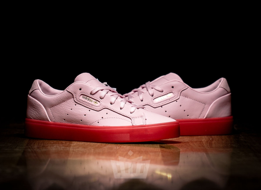 Adidas-Sleek-W-Pink-Red-2