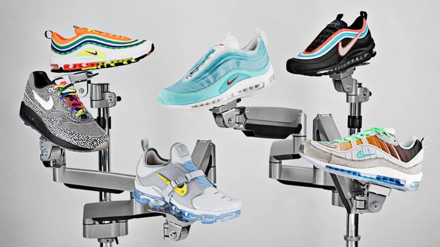 La collection Nike Air Max On Air